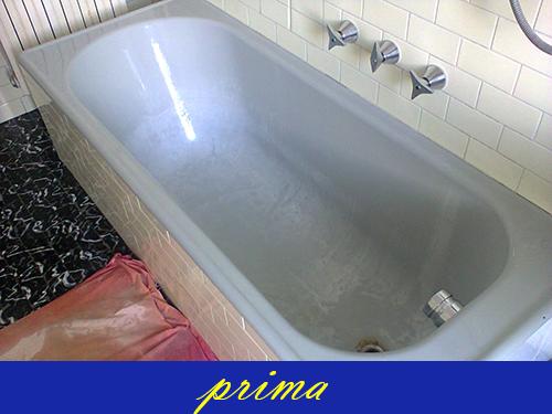 Verniciare Vasca Da Bagno Ghisa : Smaltatura e rismaltatura vasche da bagno piatti doccia sanitari