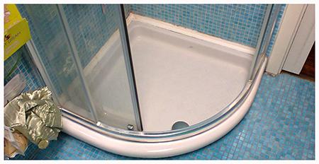 Vasca Da Bagno Scheggiata : Sovrapposizione vasche da bagno e sovrapposizione piatti doccia